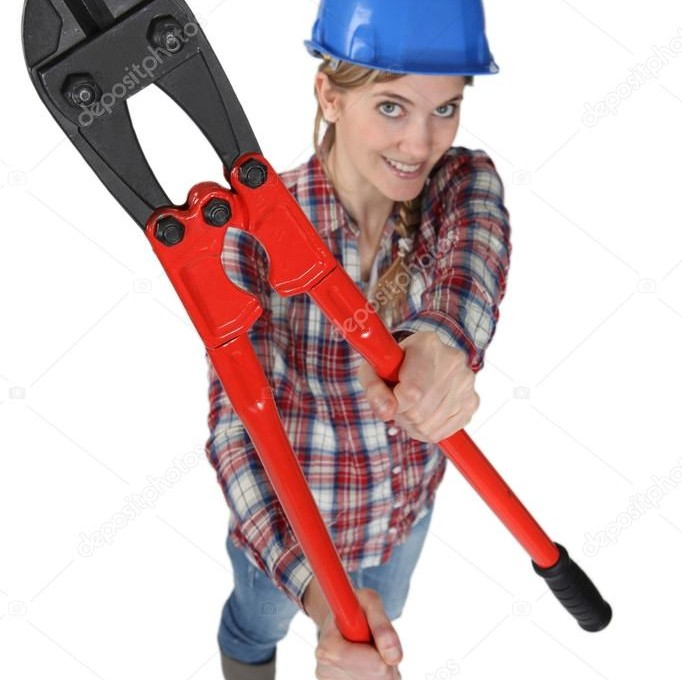 happy-female-builder-with-bolt